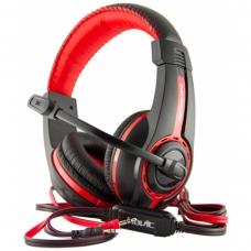 Headset Gamer Havit HV-H2116D Preto/Vermelho