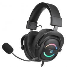 Headset Gamer HP, 7.1 Surround, USB, Black, DHE-8006