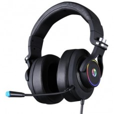 Headset Gamer HP  H500GS, Surround 7.1, Com Fio, USB, Black, H500GS