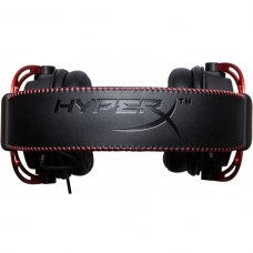 Headset Gamer HyperX Cloud Alpha HX-HSCA-RD/AM Preto/Vermelho