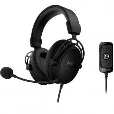 Headset Gamer HyperX Cloud Alpha S Blackout, Surround 7.1, HX-HSCAS-BK/WW