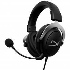 Headset Gamer HyperX CloudX, Xbox One, 3.5mm, Black, HX-HS5CX-SR