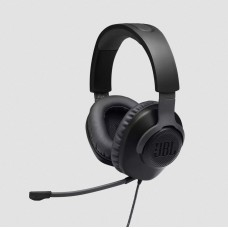 Headset GamerJBL Quantum 100 Preto