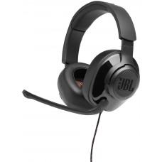 Headset GamerJBL Quantum 200 Preto