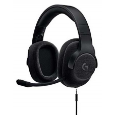 Headset Gamer Logitech G433 7.1 Surround Preto