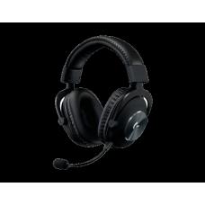 Headset Gamer Logitech PRO X, 7.1 Surround, Black, 981-000817 - Open Box