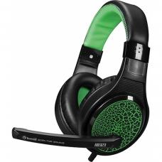 Headset Gamer Marvo Scorpion H8323 Preto/Verde