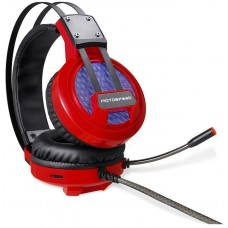 Headset Gamer Motospeed H10, Iluminação LED, Preto, FMSHS0063PTO
