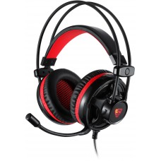 Headset Gamer MotoSpeed H11, Black, FMSHS0052PTO