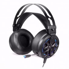 Headset Gamer MotoSpeed H60 7.1 Virtual, Black, FMSHS0003PTO