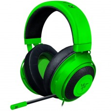 Headset Gamer Razer Kraken Multi Plataforma, 3.5mm, Green, RZ04-02830200-R3U1
