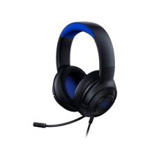 Headset Gamer Razer Kraken X For Console, Ps4/Xbox One/Switch/Pc, Preto/Azul, RZ04-02890200-R3U1