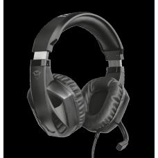 Headset GamerTrust Celaz, Multiplataforma, Preto, GXT412