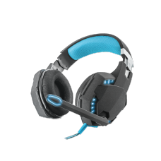 Headset Gamer Trust Hawk 7.1, Bass Vibration, USB, GXT363