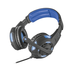 Headset Gamer Trust Radius, 7.1 Surround, GXT350