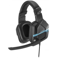 Headset Gamer Warrior Askari Stereo, PS4, Azul, PH292