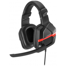 Headset Gamer Warrior Askari Stereo, Red, PH293