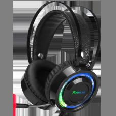 Headset Gamer XTRIKE-ME GH-708, Com Fio, Black, RGB