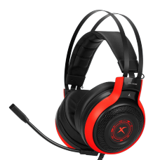 Headset Gamer Xtrike-me GH-908, 7.1, 3.5mm x 2 + USB, PC/PS4/Xbox One, GH-908, Open Box