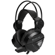 Headset Gamer XTRIKE-ME GH-918, 7.1 Audio, Black, GH918