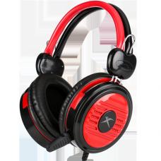 Headset Gamer XTRIKE ME HP-308, Com Fio, Black/Red, HP308