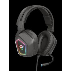 Headset Gamer Trust Blizz 7.1 RGB, PC e Laptop, GXT450 - Open Box