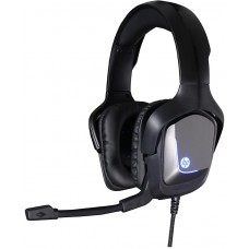 Headset Gamer HP H220GS, Surround 7.1, USB, Led Blue