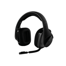 Headset Logitech Gamer G533 WIRELESS DTS 7.1 SURROUND