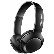 Headset Philips Bass +BT, Sem Fio, Black, SHB3075BK