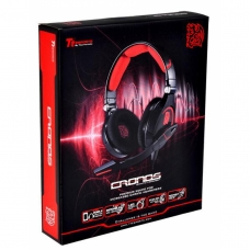 Headset Thermaltake TT Sports Cronos Gaming Black HT-CRO008ECBL