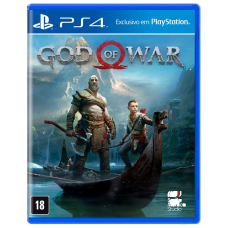 Jogo God of War, PS4