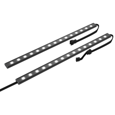 Kit 2 Fitas Led RGB NZXT Underglow Para Gabinete, 300mm, AH-2UGKK-A1