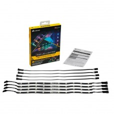 Kit 4 Fitas Led RGB Corsair Para Gabinete, 410mm, CL-8930002-WW