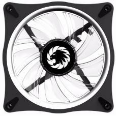 Kit com 3 Fans 120mm Gamemax Rainbow Com Controle RL300