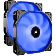 Kit Fan com 2 Unidades Corsair AF140, LED Azul 140mm, CO-9050090-WW