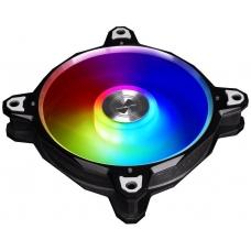 Kit Fan com 3 Unidades Lian Li Bora Digital RGB 120mm, Black