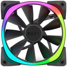 Kit Fan com 2 Unidades Nzxt Aer Hue, RGB 120mm, com Controlador, RF-AR120-C1