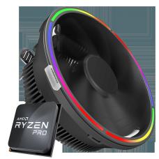 Kit Ryzen 5 PRO 4650G 4.2GHz + Cooler DeepCool Gammaxx Gamma 200