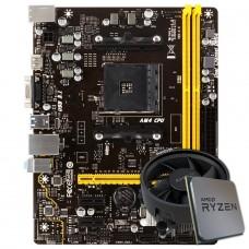 Kit Upgrade, Biostar A320MH + AMD Ryzen 3 3300X