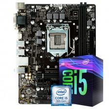 Kit Upgrade Placa Mãe Biostar B360MHD PRO 2 LGA 1151 + Processador Intel Core i5 9400F 2.90GHz
