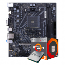 Kit Upgrade, AMD Ryzen 3 2200G, Colorful A320M-M.2 PRO V15