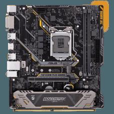 Kit Upgrade Placa Mãe Asus TUF H310M-PLUS GAMING DDR4 + Memória DDR4 Crucial Ballistix Sport TUF Edition 8GB 3000MHz