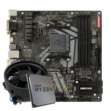Kit Upgrade, AMD Ryzen 5 3600, Biostar Racing B450GT3