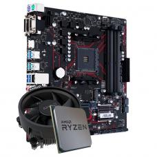 Kit Upgrade, AMD Ryzen 5 3600, Asus Prime B450M Gaming/BR