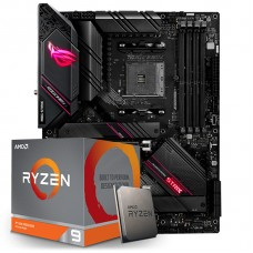 Kit Upgrade, AMD Ryzen 9 3900XT, Asus ROG Strix B550-E Gaming
