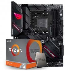 Kit Upgrade, AMD Ryzen 9 3900XT, Rog Strix B550-F Gaming