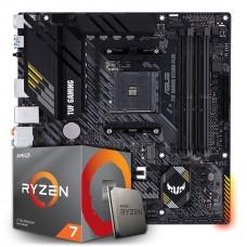 Kit Upgrade, AMD Ryzen 7 3700X, Asus TUF Gaming B550M-Plus Wi-fi