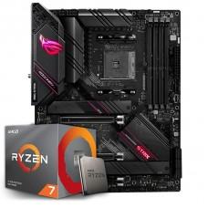 Kit Upgrade, AMD Ryzen 7 3700X, ASUS ROG Strix B550-E Gaming