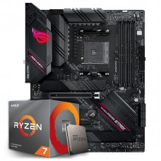 Kit Upgrade, AMD Ryzen 7 3700X,  Asus ROG Strix B550-F Gaming WI-FI