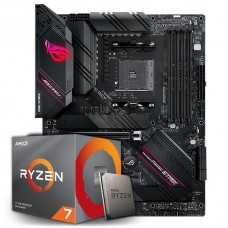 Kit Upgrade, AMD Ryzen 7 3700X, Asus ROG Strix B550-F Gaming